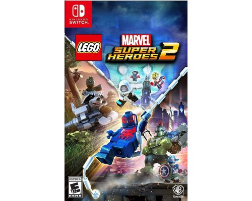 A LEGO Marvel Superheroes 2 for Nintendo Switch