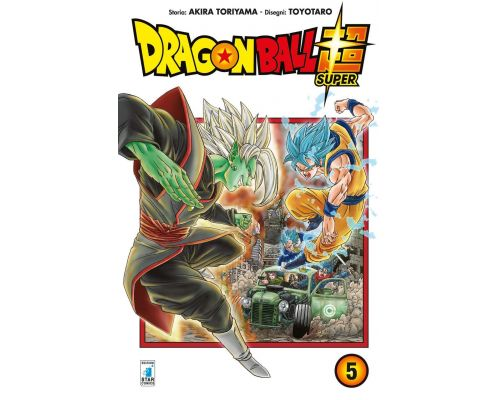 Un Libro Dragon Ball Super: 5