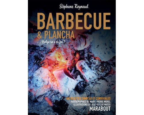 A Barbecue & Plancha Book