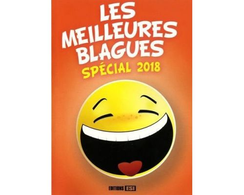 A book The Best Jokes: Special 2018