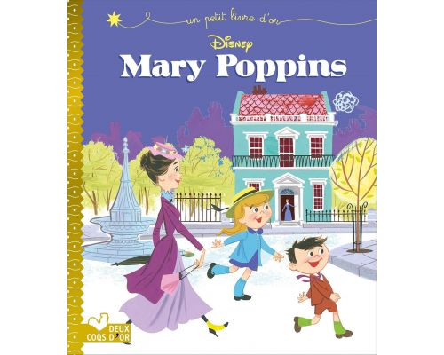 Un Livre Mary Poppins