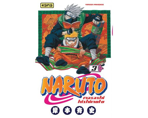 Gift Un Livre Naruto Tome 3 To Win For Free