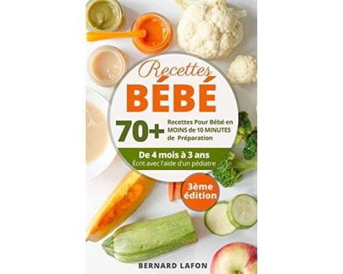 BABY RECIPES Book: 70+ Baby Recipes