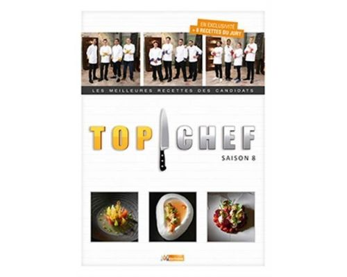 A Top Chef Book # 8