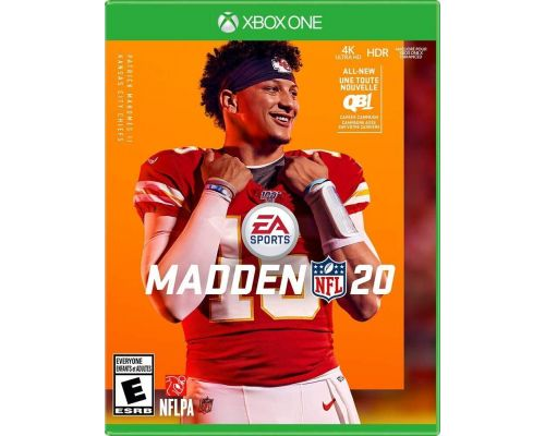 <notranslate>A Madden NFL 20 for Xbox One</notranslate>