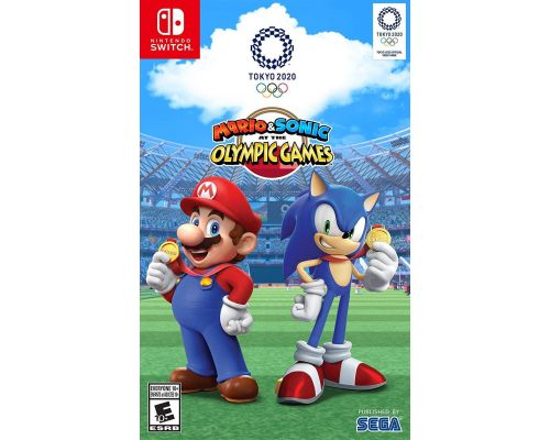 A Mario & Sonic at the Olympic Games Nintendo Switch Game