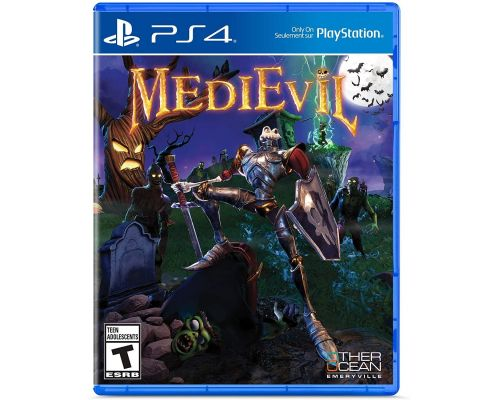 A Medievil for PS4