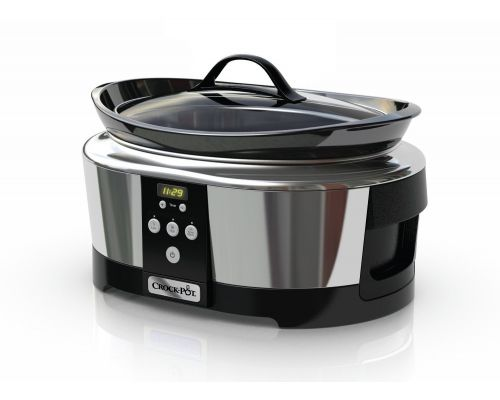 Programmable Electric Slow Cooker