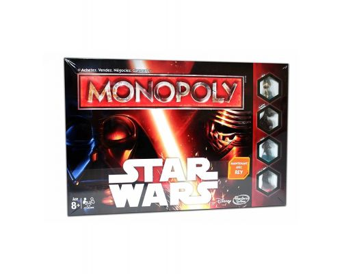 Un Monopoly Star Wars