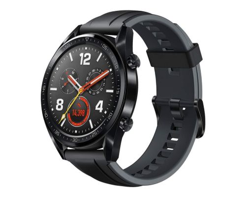 Une Montre Connectée Huawei Watch GT