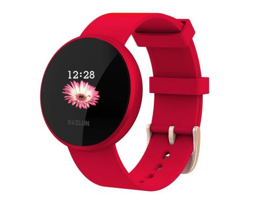 A connected watch with color screen