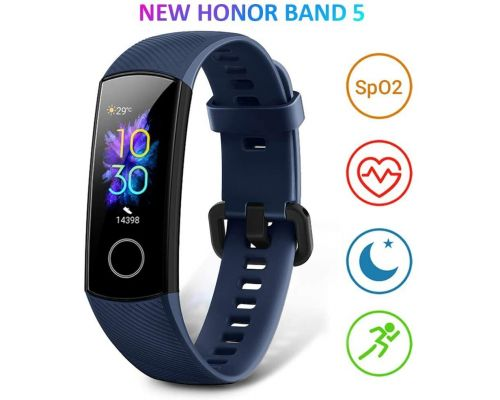 Une Montre Connectée HONOR Band 5