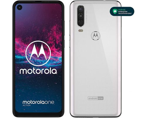 Eine Motorola One Aktion