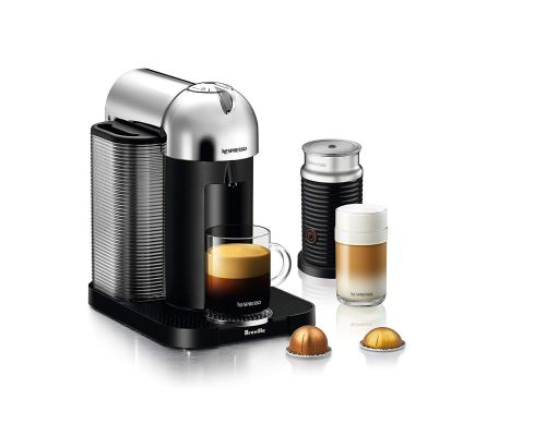 A Nespresso Vertuo Coffee and Espresso Machine Bundle