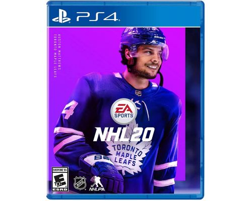 A NHL 20 for PS4