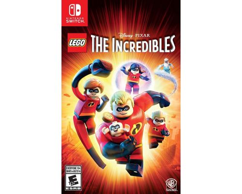 A Nintendo Switch Games LEGO The Incredibles
