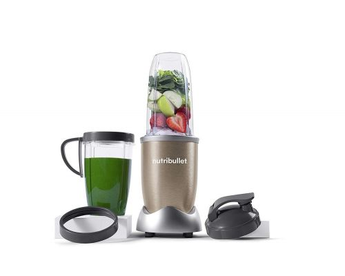 A NutriBullet Nutrient Extractor, Blender & Mixer