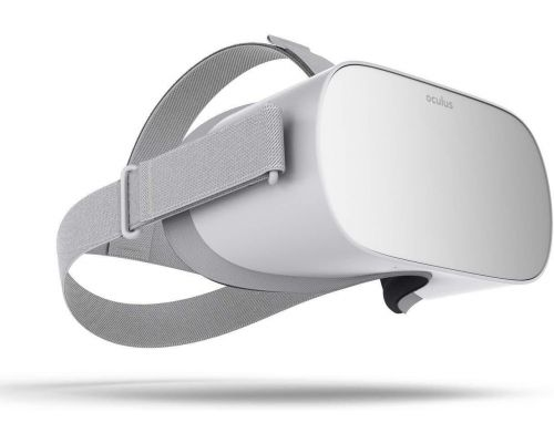 An Oculus Go Standalone Virtual Reality Headset - 64GB