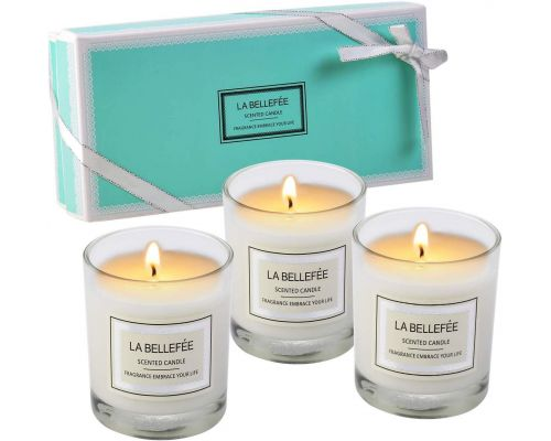 A Pack of Scented Candles