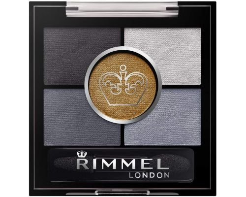 A Golden Eye Shadow Palette