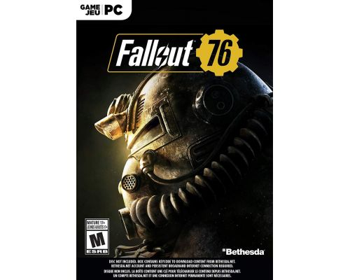 A PC Game Fallout 76