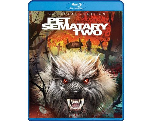 A Pet Sematary Two Blu-ray