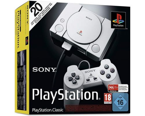 Une Playstation Classic
