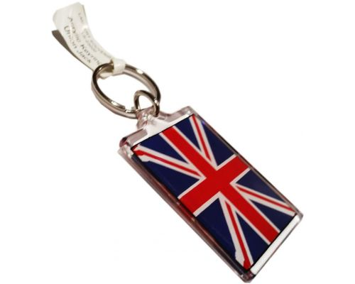 A Union Jack London Keychain