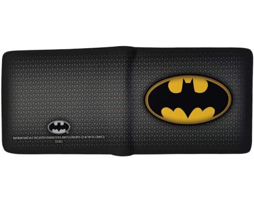 A DC Comics Batman Wallet