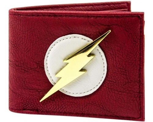 Ein DC Comics Die Flash Wallet