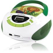 <notranslate>Ein Radiosender CD-Player Kind Jungle</notranslate>