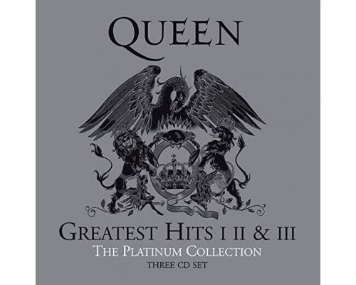 A Queen Platinum Collection [3 CD Box Set]