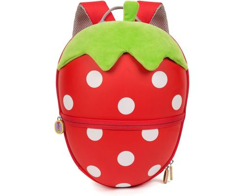Een Strawberry Backpack