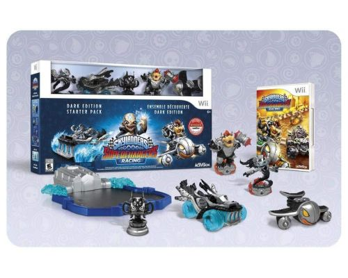 A Skylanders SuperChargers for Nintendo Wii