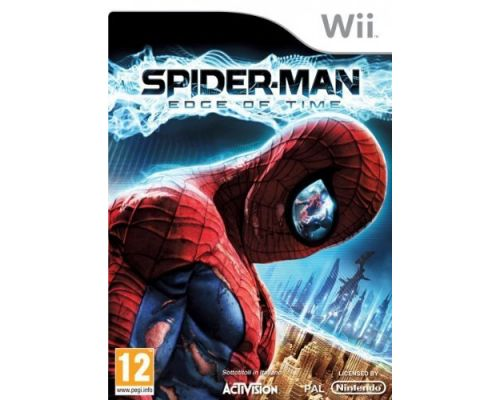 A Spider Man - Edge of Time Wii Game