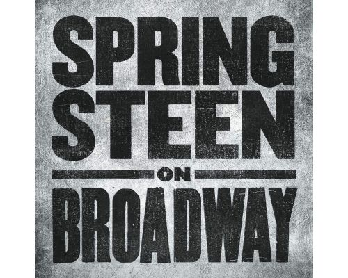 A Springsteen on Broadway CD