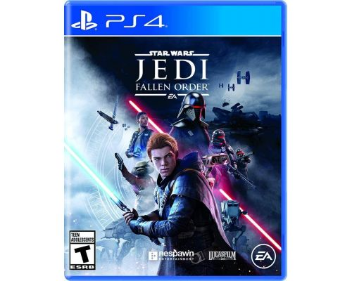 A Star Wars Jedi Fallen Order PS4 Video Game