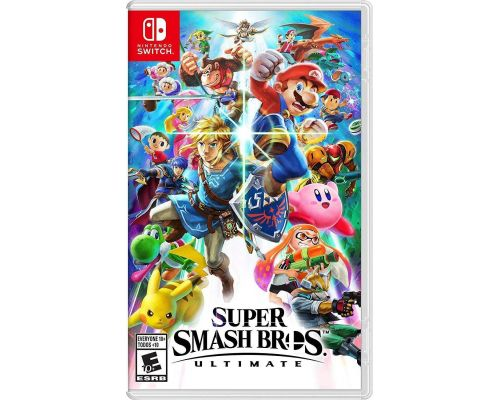 A Super Smash Bros. Ultimate Switch Game