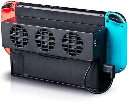 Un Ventilateur pour Nintendo Switch
