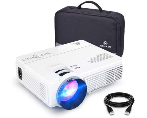 A Portable Video Projector