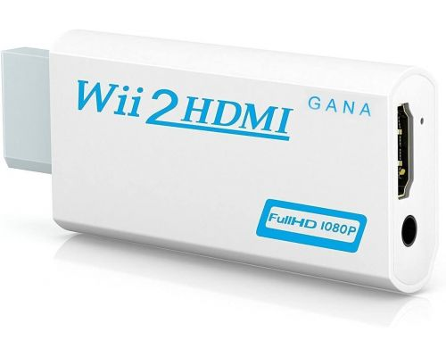 A Wii to hdmi converter