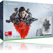 Una Xbox One X Edición Limitada - Gears 5 ultimate