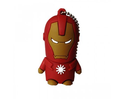 an Iron Man 8GB USB Stick