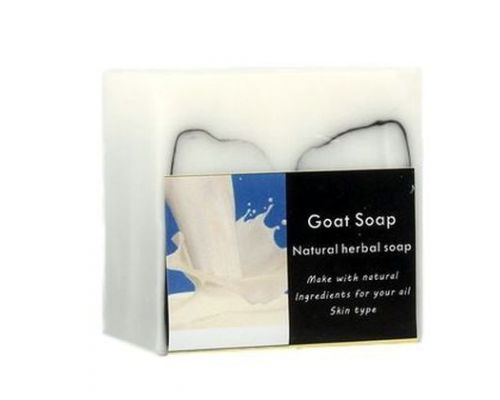 a Natural Soap with Goat Milk