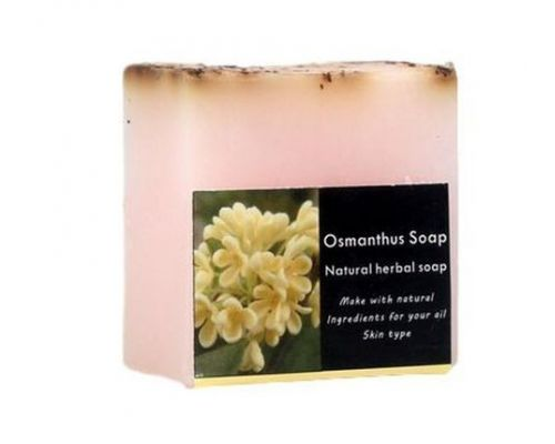 a Natural Soap with Osmanthus