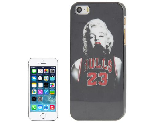 an iPhone 5 and 5S case Marilyn Monroe