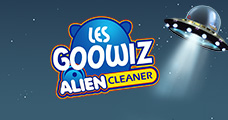 Alien Cleaner