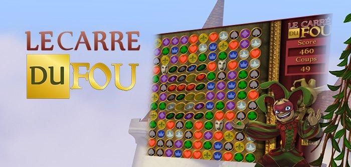 Participe au Challenge du Jeu Le Carré du Fou daté du 30/01